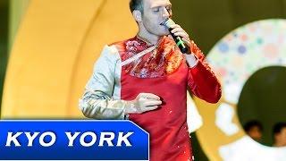 HELLO VIETNAM - KYO YORK (LIVE) (Official)