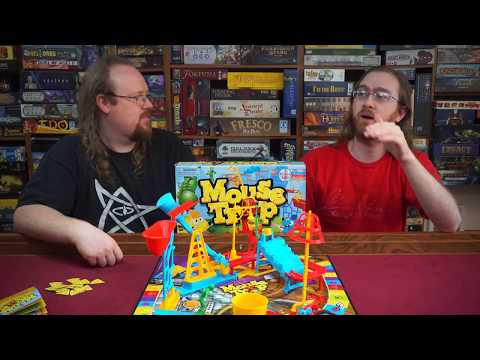 Overly Critical Gamers - Mouse Trap - Instructional/Gameplay/Review
