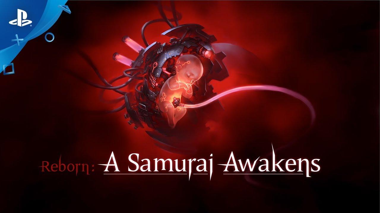 Samurai Melee Action Game Reborn: A Samurai Awakens Coming to PSVR