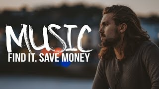 Want CHEAP music LICENSING? My suggestions