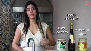 Melhor óleo para cozinhar e refogado sem gordura