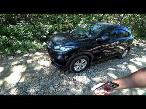 Обзор HONDA VEZEL - Уничтожитель Toyota C-HR!