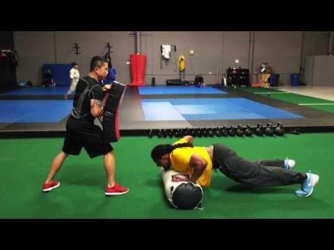 David Johnson, Steeler's TE 2016 Offseason Training - YouTube