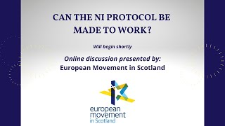 Can the Northern Ireland Protocol be made to work?