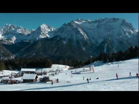Alpenwelt Karwendel - Winter