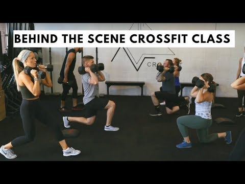 What To Expect At a CrossFit Class