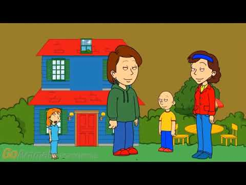 Download Caillou Brings Comedy World Back 2 Video 3GP Mp4 FLV HD Mp3