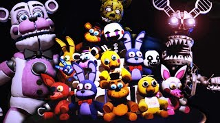 THE GALLERY... || Five Nights at Freddy's VR: Help Wanted Part 16