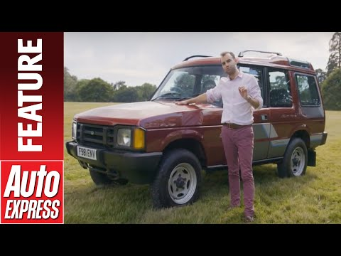30 years of the Land Rover Discovery - Celebrating the king of SUVs
