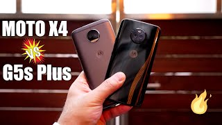 Motorola Moto X4 vs Motorola Moto G5s Plus Which One is Best