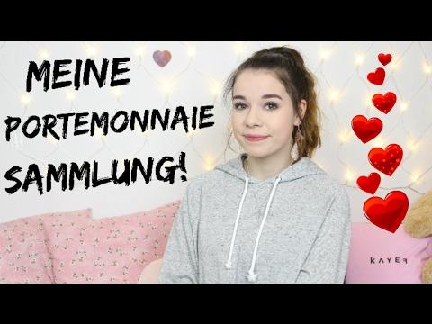 MEINE PORTEMONNAIE SAMMLUNG!