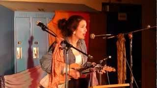 Stay Awake - Julia Nunes (cover) LIVE @ Spring Coffeehouse