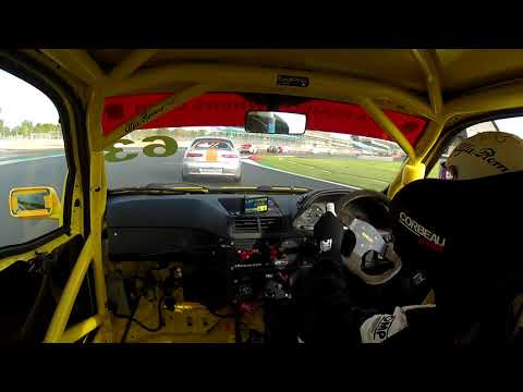 Silverstone 2019 – Race 2 – Matt Daly