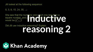 Inductive Reasoning 2