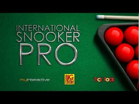 Video of International Snooker Pro HD