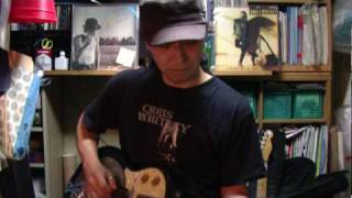 Automatic - Chris Whitley cover