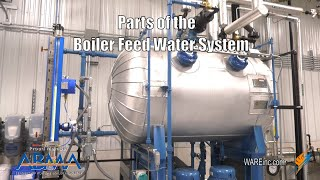 Parts of the Boiler Room   Boiler Feed Water System
