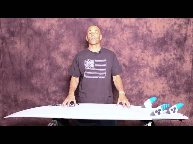 """Channel Islands """"Black & White"""" Surfboard review by Noel Salas Ep 14"""