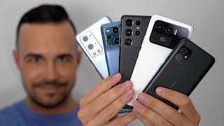 Meine Top Smartphones 2021 - Teil 1 (Deutsch) | SwagTab