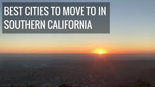 Where to live in southern california for cheap