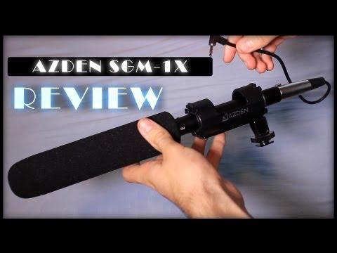 Azden SGM-1X