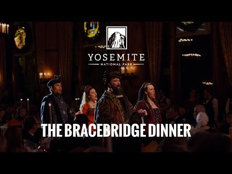 Bracebridge Dinner at Yosemite National Park