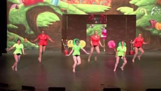 Dance Recital: Grande Finale Full Ensemble