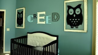 95 Cool Baby Boy Bedroom Ideas