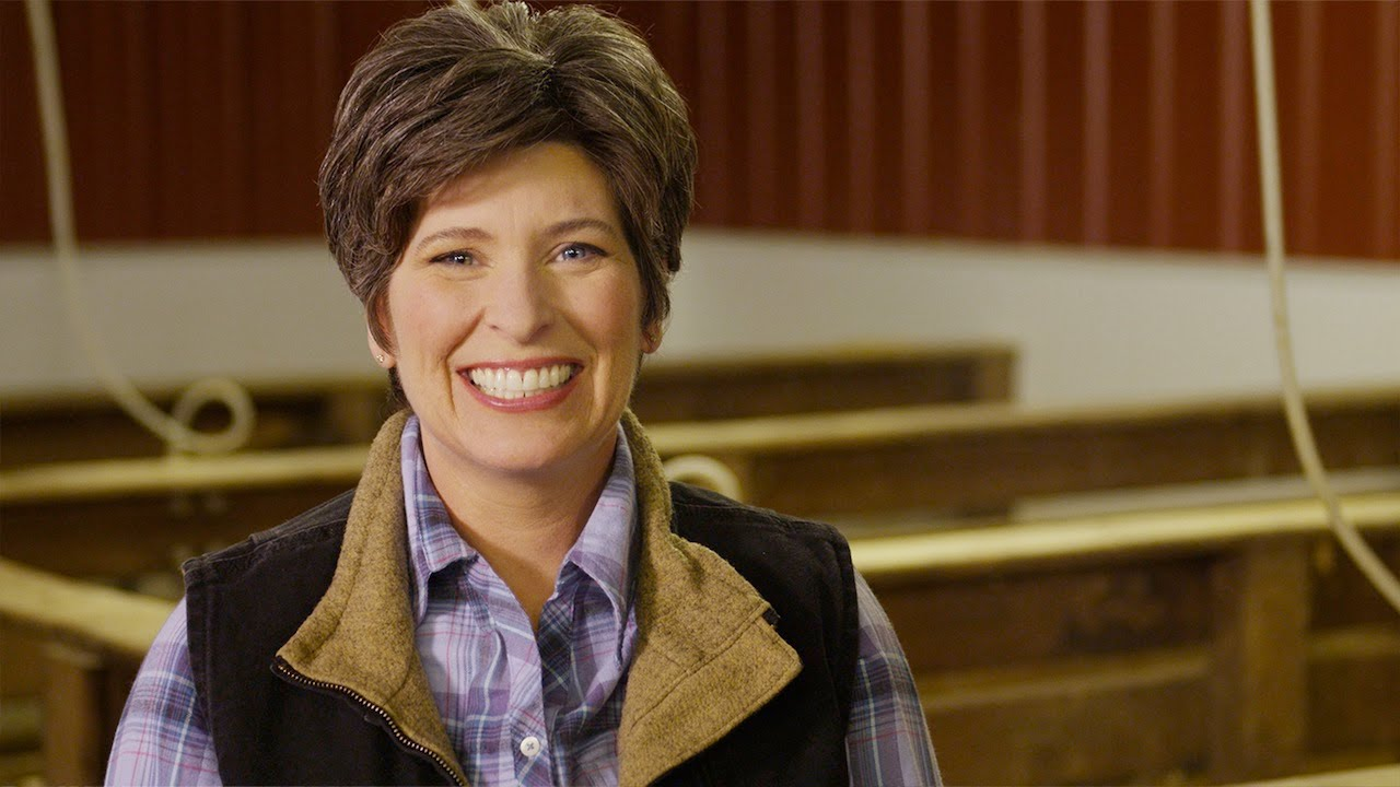 Joni Ernst's Family Received Hundreds Of Thousands In Government Aid thumbnail