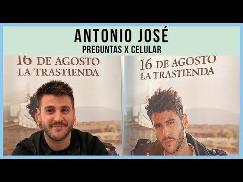 Antonio José video Preguntas x Celular - Buenos Aires 2019