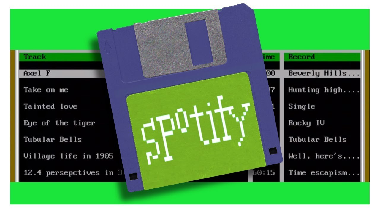 Why Spotify Didn't Exist In The '80s