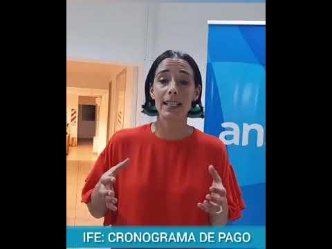 Video. La titular de Anses La Plata explica el cronograma de pago de los $10.000 de ayuda