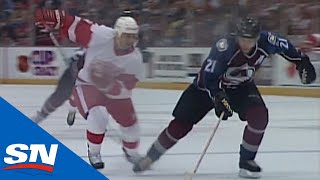 Best Peter Forsberg Goals From His Career With The Colorado Avalanche