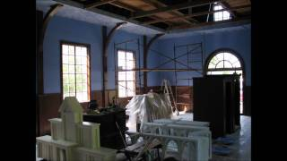 preview picture of video 'La Chapelle du village canadianna'