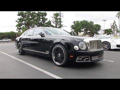 Bentley Mulsanne Speed w/ Rotiform Wheels