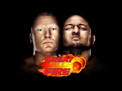 WWE Great Balls of Fire 9/07/2017 [BEST]