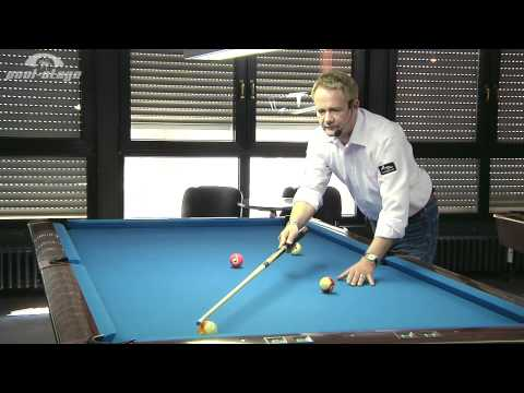 Pool Lessons - Reference-Line No  3, Ralph Eckert, Pool