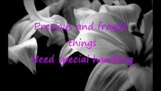 Depeche Mode - Precious (Lyrics on Screen) [HD]