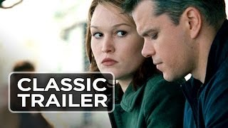 Trailer of The Bourne Ultimatum (2007)