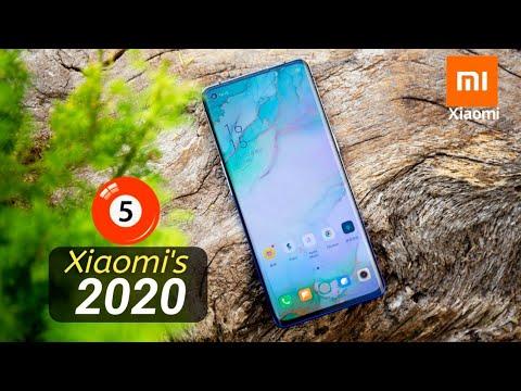Xiaomi's TOP 5 Upcoming smartphones in 2020