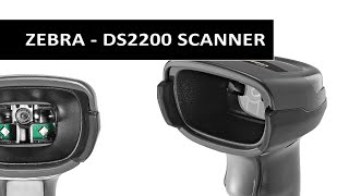 Zebra - DS2200 Series Product Video - Area Imager - 1D, 2D, QR code, PDF417 - Barcode Scanner