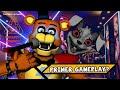 Primer Gameplay Del Juego Five Nights At Freddy 39 s Se
