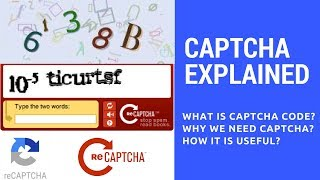 What is captcha code? | Why captcha code is used? | Annoying or Helpful