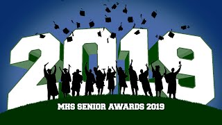 2019 Sr Awards Program
