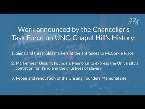 University Day 2018 | UNC-Chapel Hill