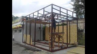 Строительство магазина часть 1
