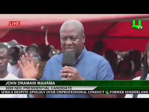 John Mahama Promise A Revolving Fund For Okada Business