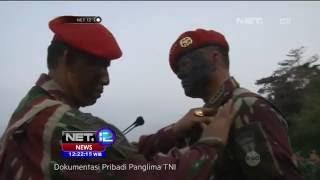 Panglima TNI Gatot Nurmantyo Menepati Perintah Ibunya Menjadi Kopassus - NET12