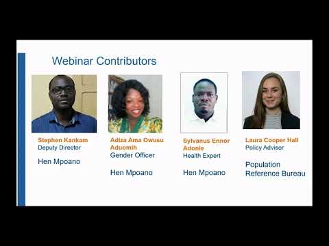 Lessons Learned From Hen Mpoano's Population, Health, and Environment Project in Ghana's Western Region Video thumbnail
