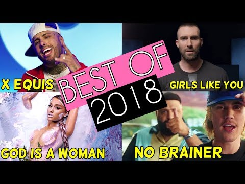 BEST OF 2018 - Pop Songs Music Mix 2018